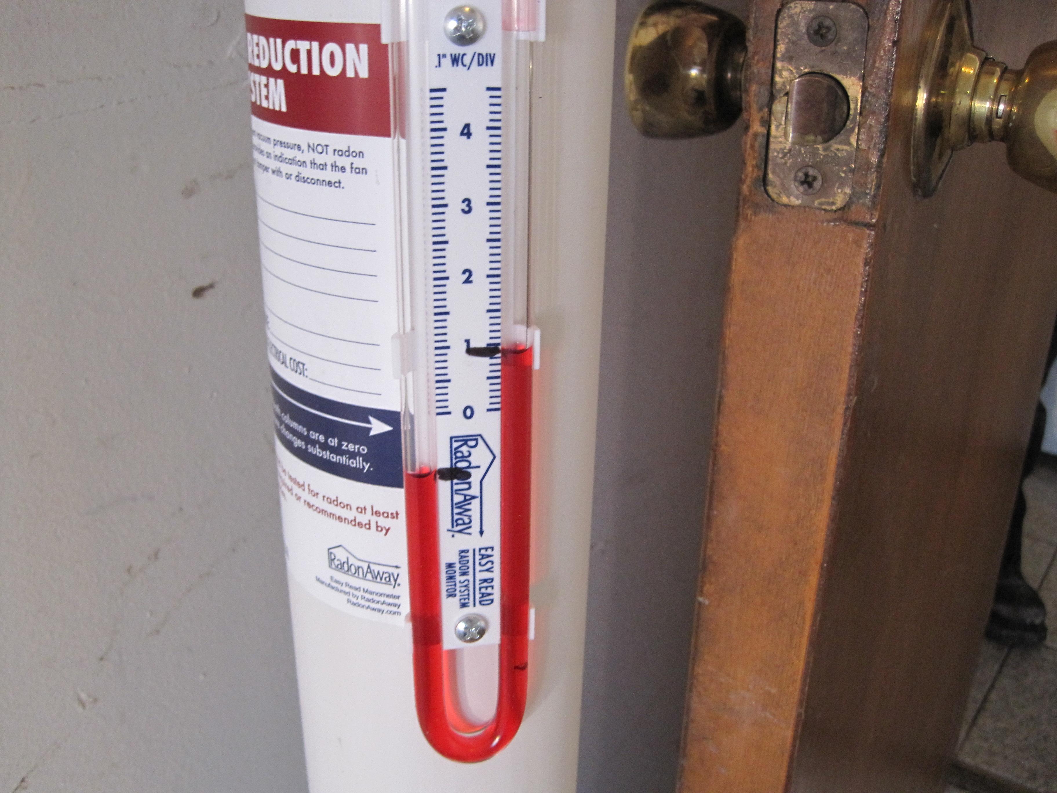 U Tube Levels Can Indicate Sump Pump Issues Elliott