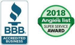 Better Business Bureau BBB and Angies List Award