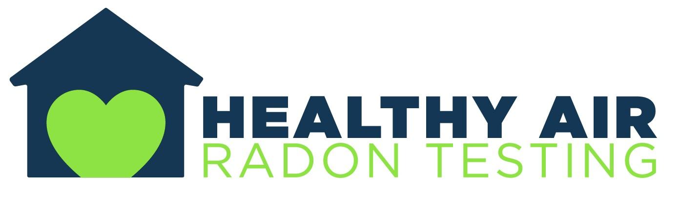Healthy Air Radon Testing Logo