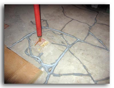 Sealing Radon Entry Routes