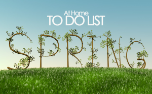 spring-to-do-list